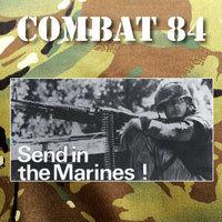 combat 84 send in the marines colour vinyl