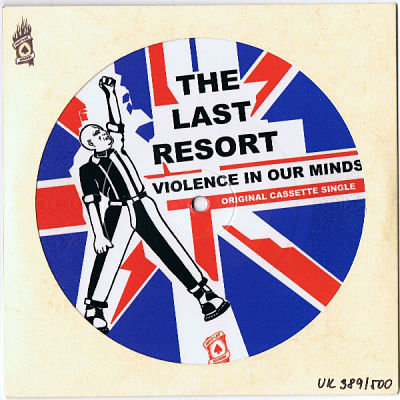 the last resort violence in our minds single