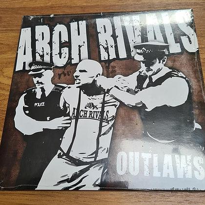 arch rival vinyl single