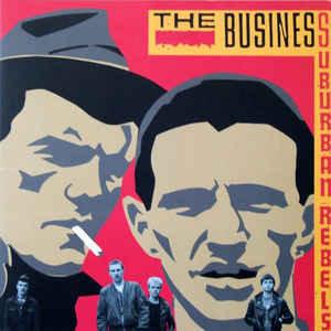 the business suburbun rebels vinyl album