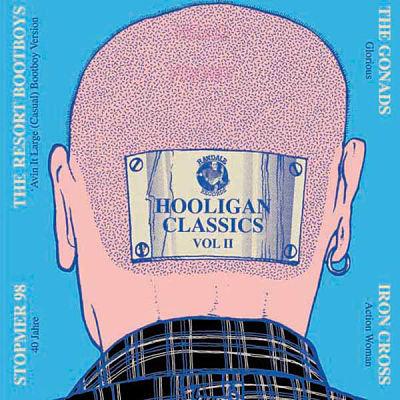 hooligan classics vinyl singles, vol 2