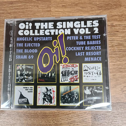 oi the singles vol2 cd