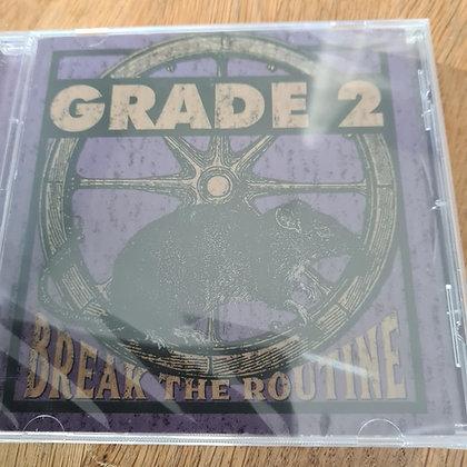 grade 2 break the cd