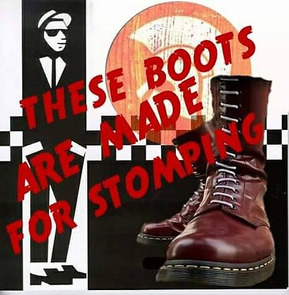stomping boots