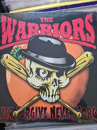 the warriors never forgive, never forget lp