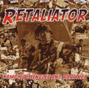 retaliator best of vinyl album