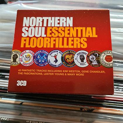 northern soul esentials 3 box set cds