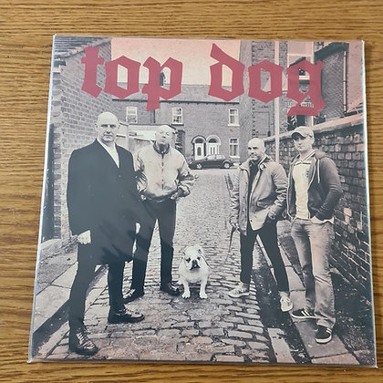 top dog oi, vinyl lp