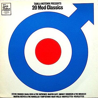 motown 20 mod classics vinyl lp