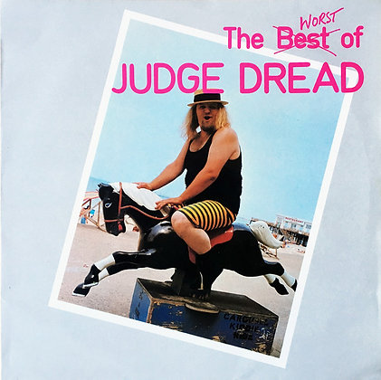 the worst of judge dread lp