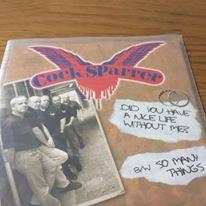 cock sparrer do you vinyl single