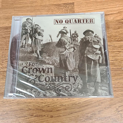 no quarter crown and country