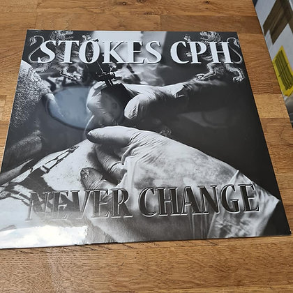 stokes cph never change vinyl lp
