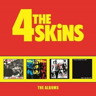 the 4 skins box cd set.