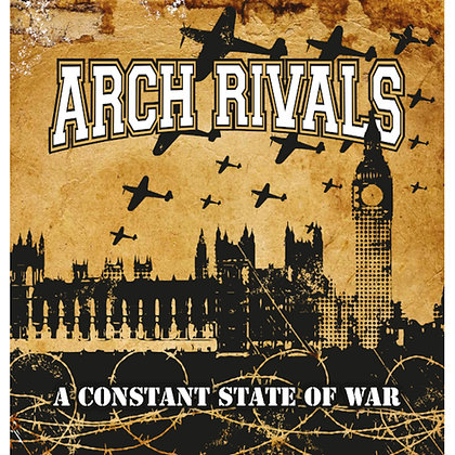 arch rivals a constant state vinyl lp
