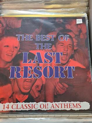 the best of last resort vinyl album