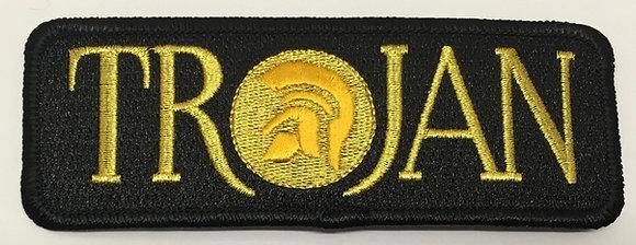 trojan emblem patch