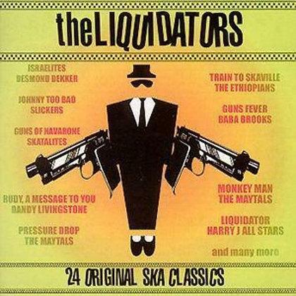 the liquidators ska cd