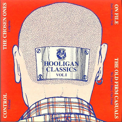 hooligan classics vol 1, vinyl singles.