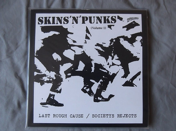skins and punks 1