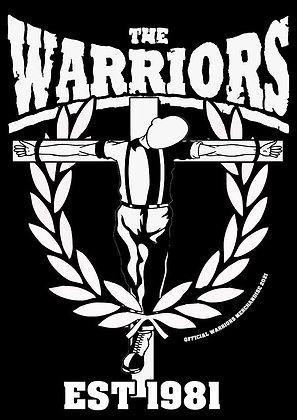 warriors skin on cross official t shirt 2