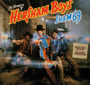 sham 69 hersham boys lp
