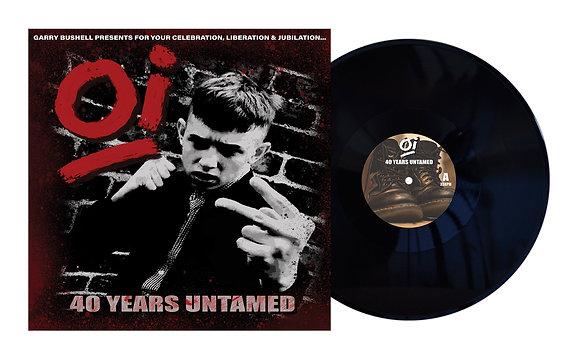 oi 40 years vinyl lp