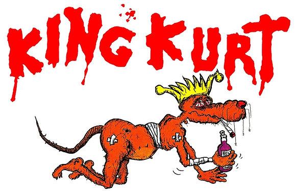 king kurt alchoholic rat