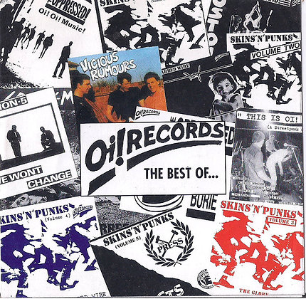 oi records best of cd