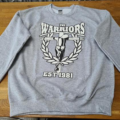 the warriors 1981 official sweatshirt