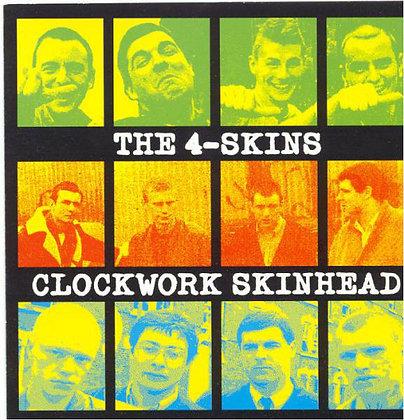 4 skins clockwork skinhead cd
