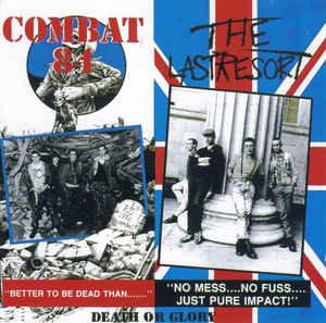 combat 84 and the last resort album