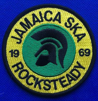 jamaica ska patch