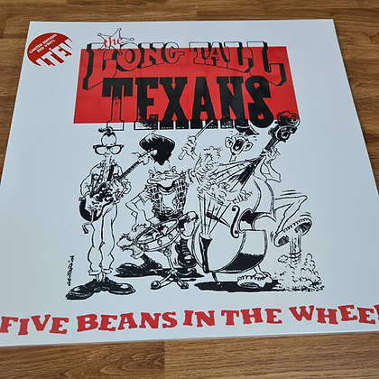 long tall texans five beans vinyl double