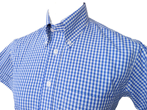 relco blue gingham