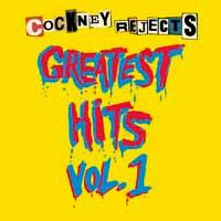 cockney rejects vol 1 vinyl lp