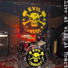 evil conduct live cd