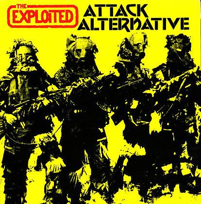the exploited attack vinyl single