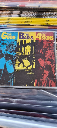 the 4 skins the good bad cd