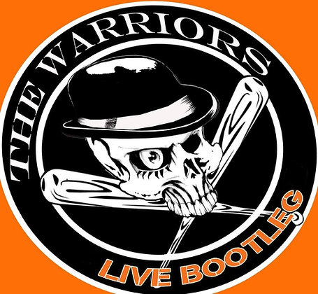 the warriors live bootleg official cd