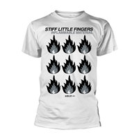 stiff little fingers 1 official t shirt