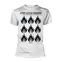 stiff little fingers 1 official t shirt