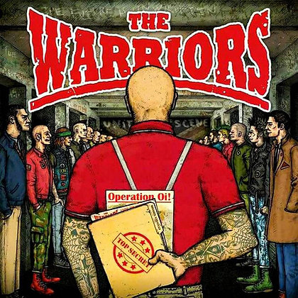 the warrriors operation oi vinyl lp