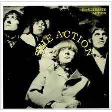 the action ,ultimare action vinyl lp