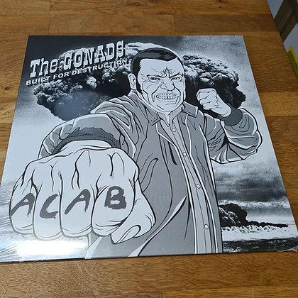 the gonads vinyl lp