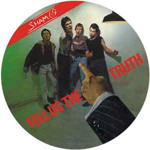 sham 69 picture disc album