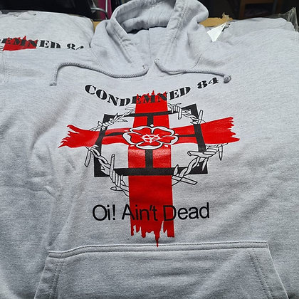 condemned 84 official hoodie.