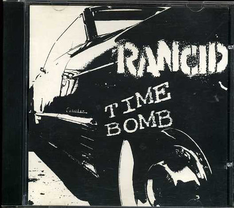 rancid time bomb cd
