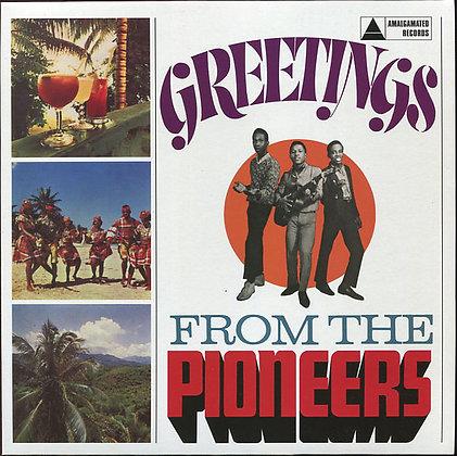 greetings from the pioneers vinyl lp