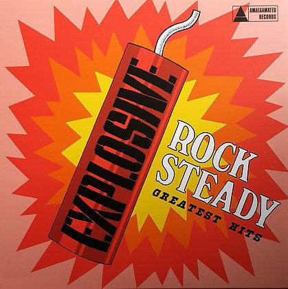 explosive rocksteady vinyl lp